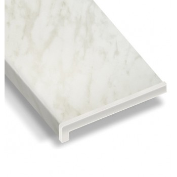 PVC internal window sill marble color