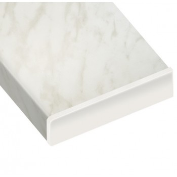 PVC window sill overlay marble color