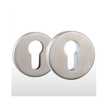 Schutzrosetten (Paar) mit Schließzylinderschutz ER