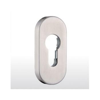 Schieberosette oval 9 mm ER