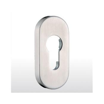 Rosette oval 9 mm ER