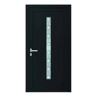 PVC-Türen Passiv Pro System der Fertigfüllungen für Türen Perito Nicol 36mm mit Montage